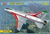 モデルズビット 1/72 ソ連空軍 スホーイS-22I (SU-7IG) 可変翼試験機 プラモデル MVT7209N