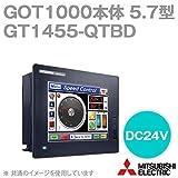 三菱電機 GT1455-QTBD GOT1000 GOT本体 5.7型 (QVGA 320×240) (DC24V) NN