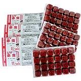 キョーリン UV赤虫 6枚セット (冷凍)