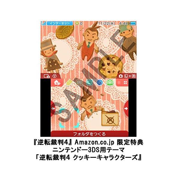 逆転裁判4 コレクターズ・パッケージ 【Ama...の紹介画像2