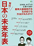 驚愕! 日本の未来年表 (エイムック 3899)