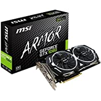 MSI GeForce GTX 1080 ARMOR 8G OC グラフィックスボード VD6193
