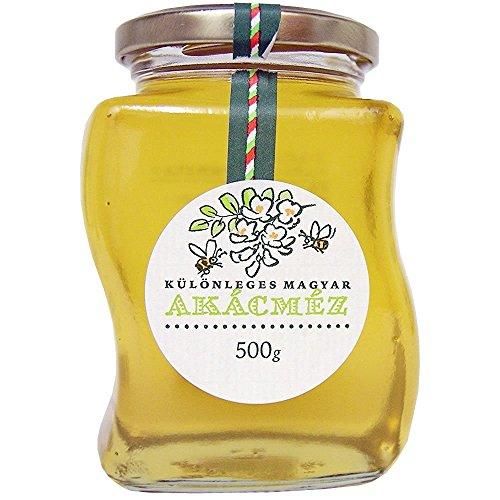 ハンガリー産アカシア蜂蜜 500g
