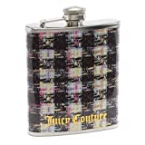 JUICY COUTURE Juicy Coutureステンレススチールフラスコ–Limited Edition–Plaid