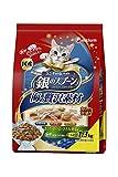 銀のスプーン 海のグルメ 全猫用まぐろ・かつお・ささみ・野菜に天然小魚・かにかま添え 1.3Kg