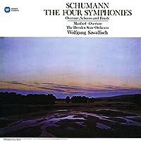 Sawallisch/Dresden State O - Schumann: 4 Symphonies, etc. [SACD Hybrid] (Japan) by etc. [SACD Hybrid] (Japan) Sawallisch/Dresden State O - Schumann: 4 Symphonies (2012-07-29)