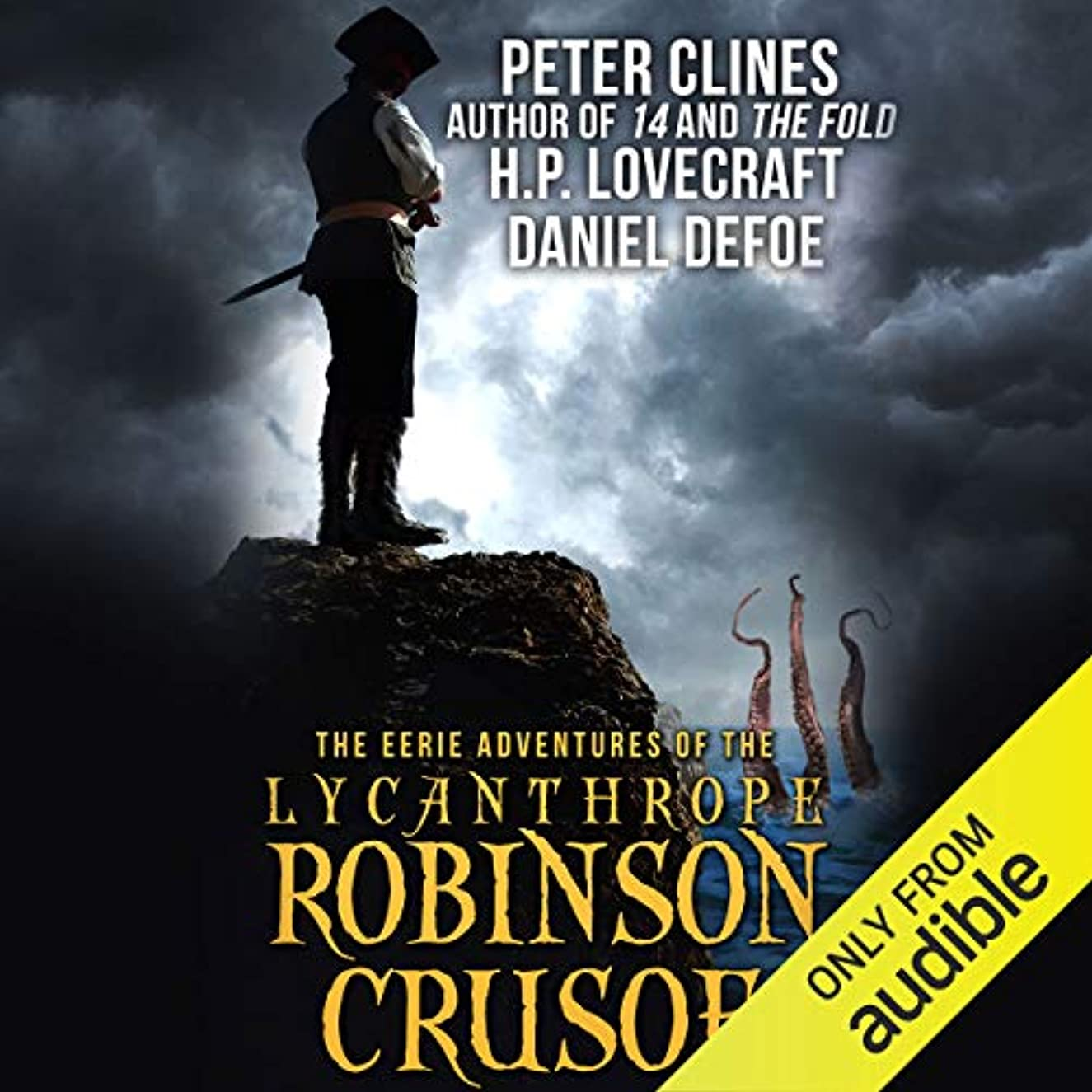 共和国ブルジョン裁量The Eerie Adventures of the Lycanthrope Robinson Crusoe
