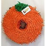 Pumpkin Theme Doughnut Pinata by APINATA4U