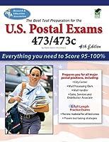 US Postal Exams 473/473c (U.S. Postal Exams Test Prep)