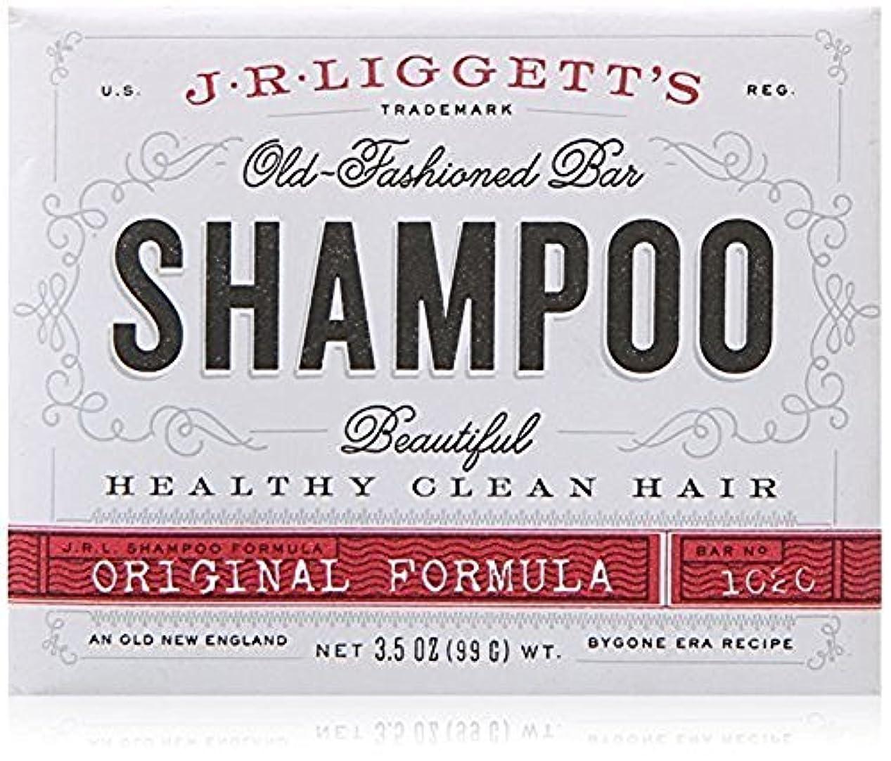 乳白色新聞エキゾチックx J.R.Liggett's Old-Fashioned Bar Shampoo The Original Formula - 3.5 oz by J.R. Liggett