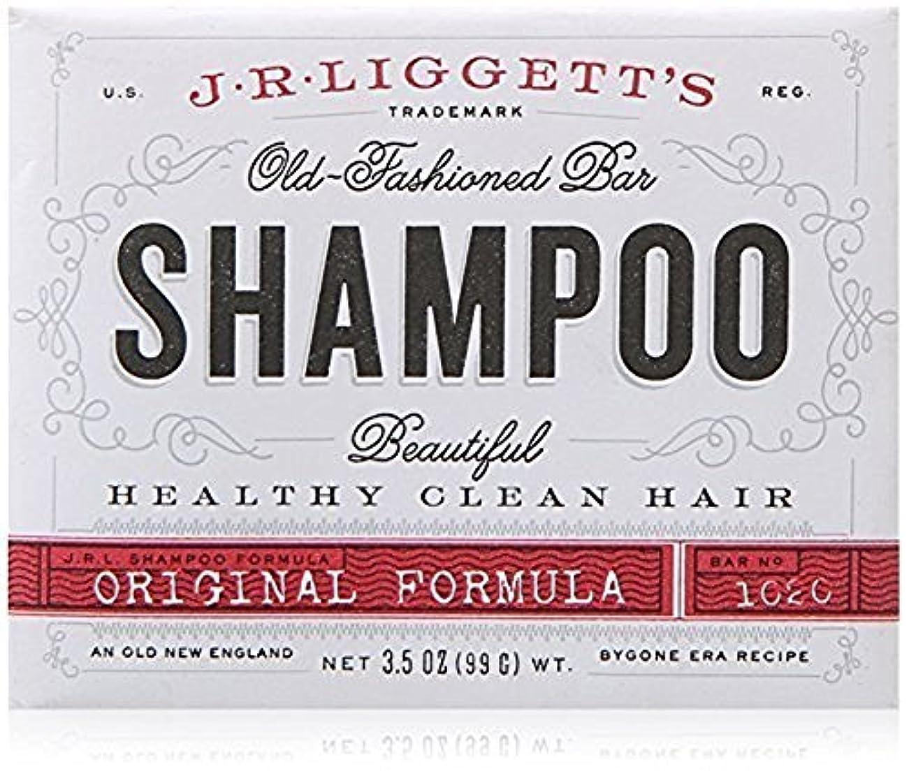 ペンダント中毒動x J.R.Liggett's Old-Fashioned Bar Shampoo The Original Formula - 3.5 oz by J.R. Liggett