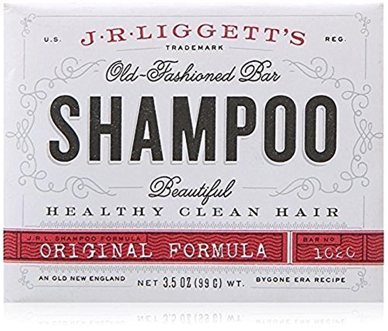 フクロウ超高層ビルインドx J.R.Liggett's Old-Fashioned Bar Shampoo The Original Formula - 3.5 oz by J.R. Liggett