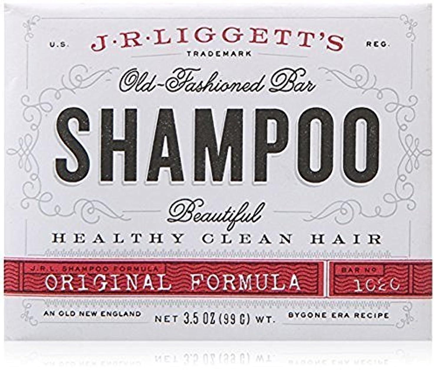 x J.R.Liggett's Old-Fashioned Bar Shampoo The Original Formula - 3.5 oz by J.R. Liggett