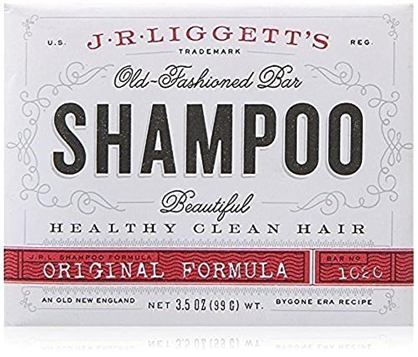 シュガー振る突破口x J.R.Liggett's Old-Fashioned Bar Shampoo The Original Formula - 3.5 oz by J.R. Liggett