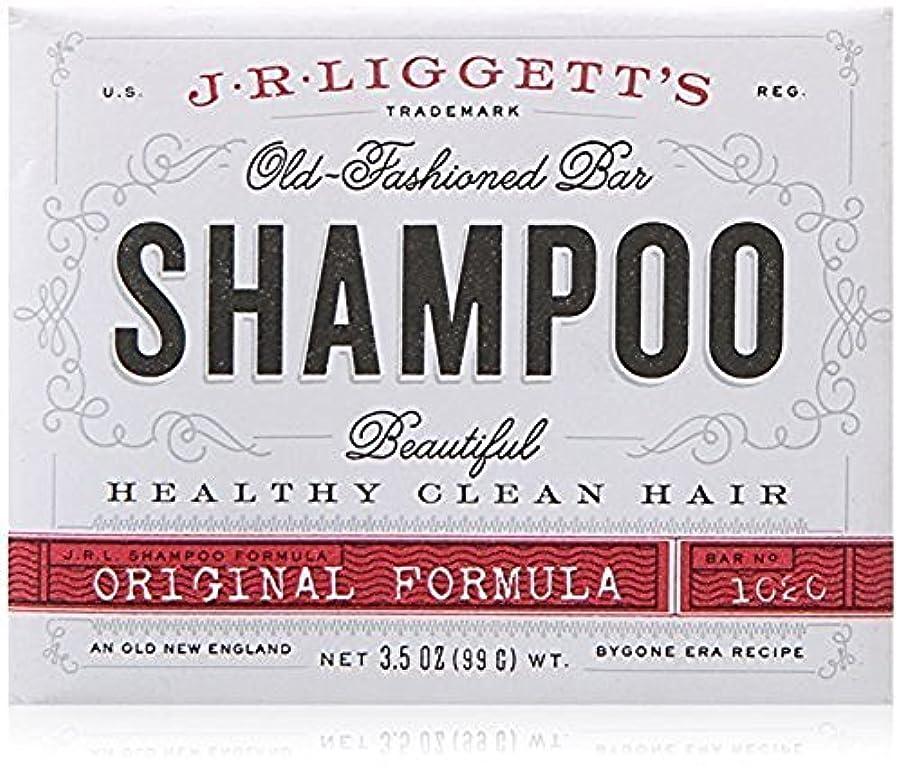 ベリー正確さ咽頭x J.R.Liggett's Old-Fashioned Bar Shampoo The Original Formula - 3.5 oz by J.R. Liggett