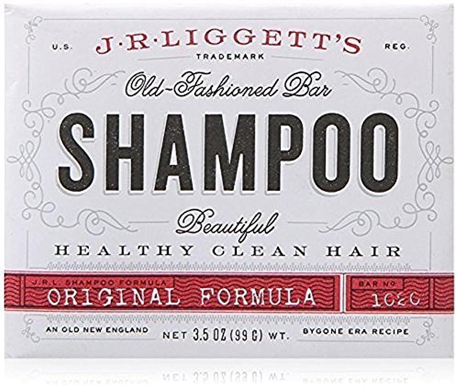 縫うフィルタ電子x J.R.Liggett's Old-Fashioned Bar Shampoo The Original Formula - 3.5 oz by J.R. Liggett