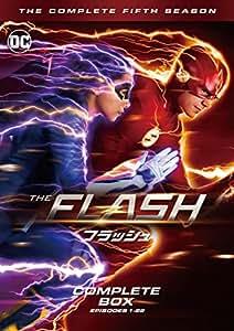 THE FLASH / フラッシュ 5thシーズン DVD コンプリート・ボックス(5枚組)