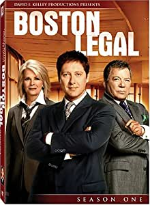Boston Legal [DVD] [Import]