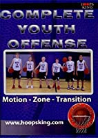 Complete Youth Basketball Offense Coaching Video Simple Offenses for Any Team [並行輸入品]