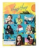 【外付け特典あり】 HAPPY HAPPY (初回限定盤B)(DVD付)( 「HAPPY HAPPY」クリアしおり(9種より1種ランダム)+ICカードステッカー(9種より1種ランダム)付)