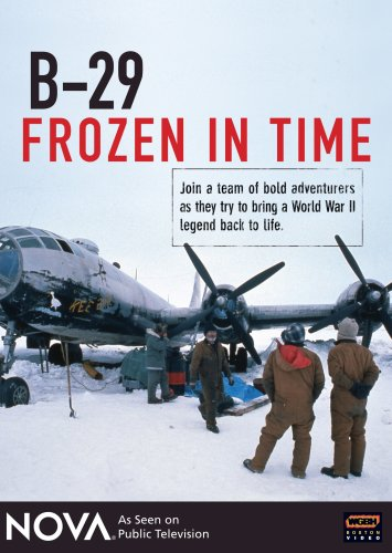 Nova: B-29 Frozen in Time [DVD] [Import]