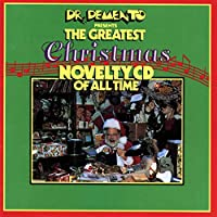 Dr Demento Greatest Christmas Novelty CD