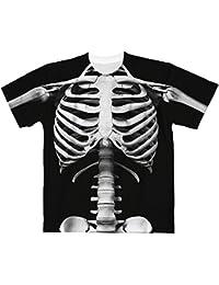 スカルTシャツ【フルグラフィックTシャツ】