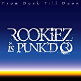 Feeling This♪ROOKiEZ is PUNK'DのCDジャケット