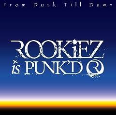 ROOKiEZ is PUNK'D「California Ninja」のジャケット画像