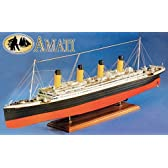 939 輸入木製帆船模型 アマティ1606 / RMSタイタニック号