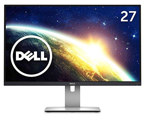 Dell ディスプレイ モニター U2715H 27インチ/WQHD/IPS非光沢/6ms/DPx2(MST),HDMIx2/sRGB99%/USBハブ/フレームレス/3年間保証