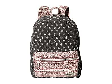 (ビラボン)BILLABONG ユニセックスリュック・バックパック Hand Over Love Backpack Scarlet One Size OS [並行輸入品]