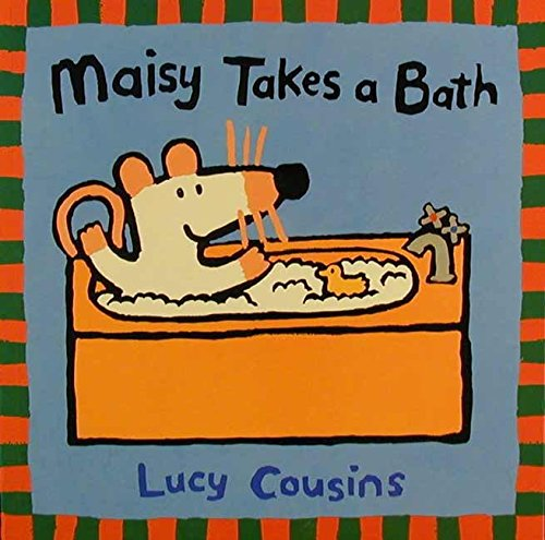 Maisy Takes a Bathの詳細を見る