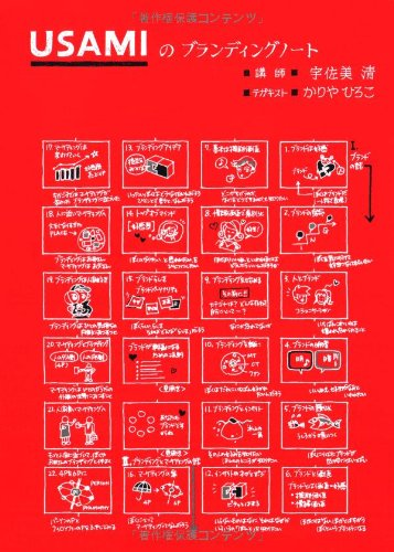Usamiのブランディングノートの詳細を見る