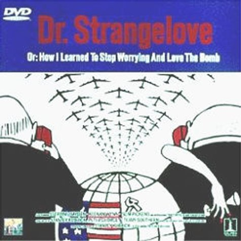 博士の異常な愛情 [DVD]の詳細を見る