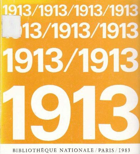 1913 : Exposition Catalogue - 70e anniversaire Société des amis de la Bibliothèque Nationale
