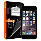 iPhone6 ガラス フィルム, Spigen® iPhone 6 4.7 強化ガラス [GLAS.tR SLIM] (0.4mm) Rラウンド 加工 SGP10932