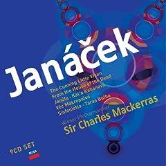 マッケラス指揮 ヤナーチェク・オペラ集の商品写真