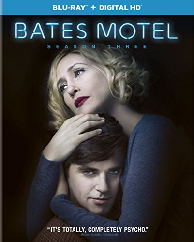 Bates Motel: Season Three [Blu-ray] [Import]