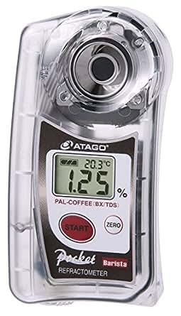 アタゴ ポケットコーヒー濃度計 PAL-COFFEE(BX/TDS)