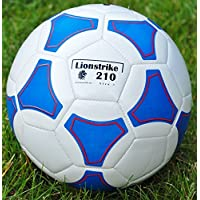 lionstrike 210軽量レザーサッカーボールサイズ3