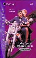 Under Siege  (Wingmen Warriors) (Silhouette Intimate Moments)