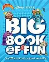 Disney Pixar Big Book of Fun