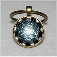 Stargate Portal Universe Keychain,Stargate Portal Universe Keychain,Stargate Portal Universe Keychain,Unique Key Ring Customized Gift,Everyday Gift Key Chain