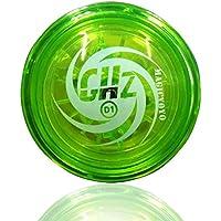 マジックヨーヨー,MAGIC YOYO D1 GHZ2Aヨーヨー ストリング付き(緑)