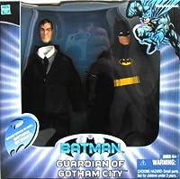 Hasbro Batman Guardian of Gotham City & Bruce Wayne by Night Action Figure Set