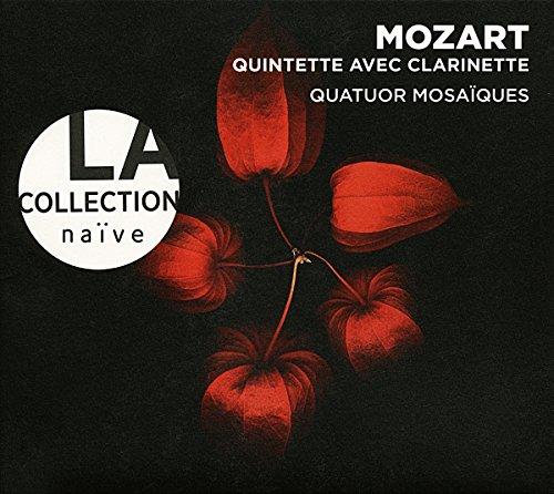 モーツァルト : クラリネット五重奏曲 K581 他  (Morzart : Quintet and Trio / Wolfgang Meyer, Patrick Cohen, Quatuor Mosaiques) [輸入盤]
