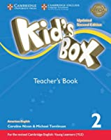 Kid's Box Level 2 Teacher's Book American English (Kids Box)