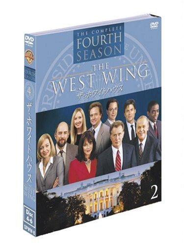 ザ・ホワイトハウス 4thシーズン 後半セット (14~23話・3枚組) [DVD]の詳細を見る