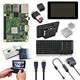 Raspberry Pi 3 Model B+ (Plus) Complete Starter Kit with 7